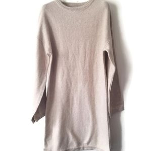 NWT Oak+Fort Dress Sweater size Medium